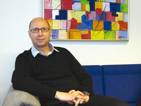 Boligforeningens økonomichef, Mogens T. Clingman, er konstitueret som direktør.