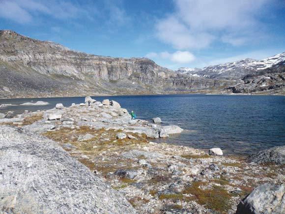 Cirkussøen ved Nuuk.