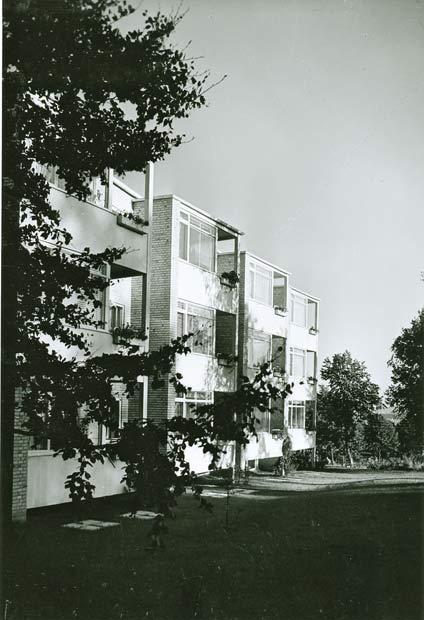 Hans Broges Parken - 1951