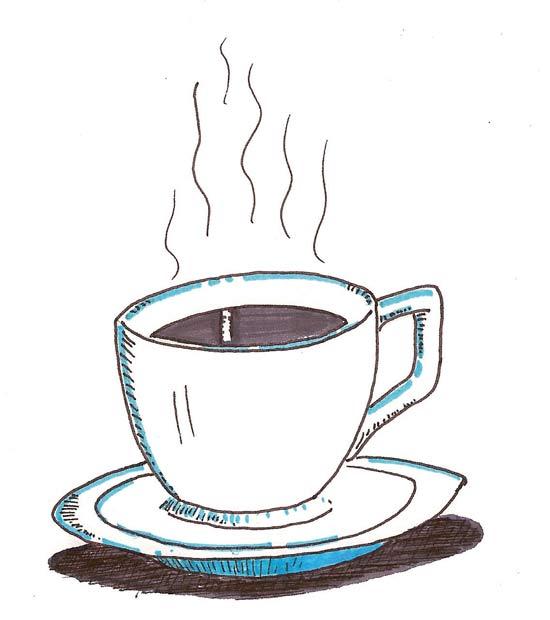 Kaffe, kaffekop