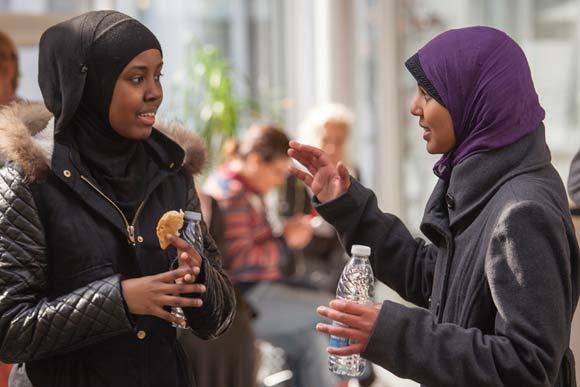En moske i Gellerup vil være vigtig for mange beboere. (foto: Martin Krabbe)