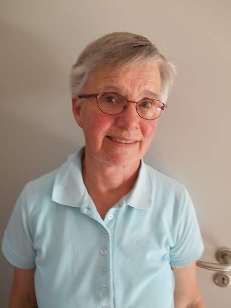 I otte år har Gretha Munk været formand  for Seniorklubben i Rødlundparken.