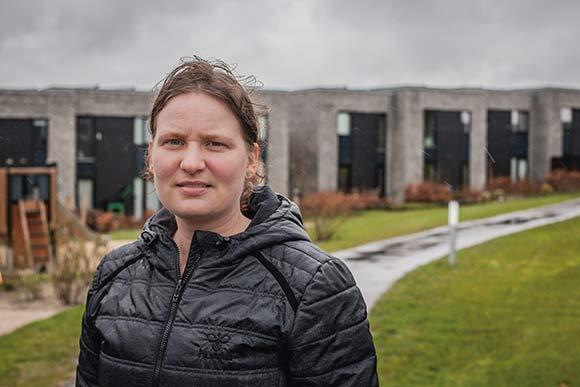 Afdelingsformand i Pilevangen Maria Kahr Ovesen