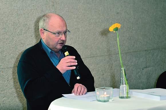 Jesper Pedersen - sidste formandsberetning efter 17 år.