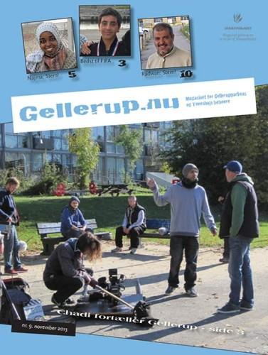 Optagelserne til kortfilen Exit Neverland, som fandt sted på Toveshøj, var på forsiden af Gellerup.nu i november 2013. Nu vil Chadi Abdul-Karim indspille en spillefilm i Gellerup.