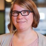 Elsebeth Frederiksen, Gellerupparken. Foto: Espen Swane