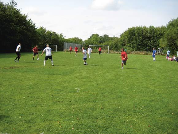 Fodboldturnering.