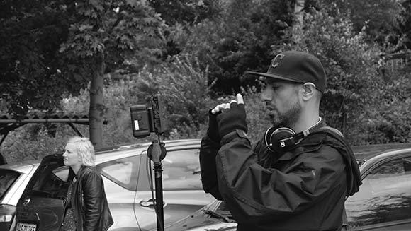 Chadi Abdul Karin laver sin kortfilm Exit Neverland om til spillefilmen Exit Babylon.