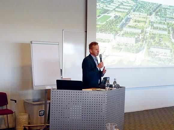 Administrerende direktør Keld Laursen