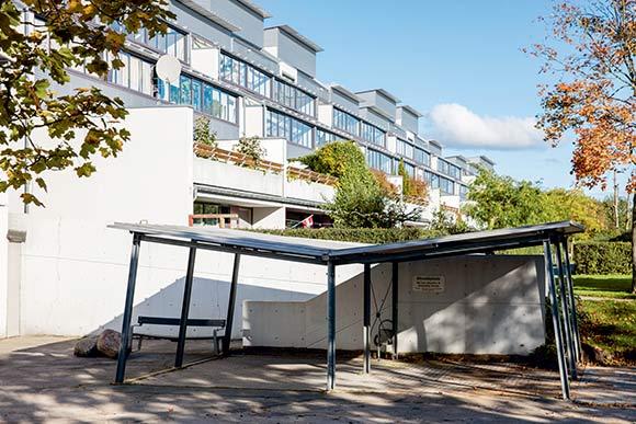 Bilvaskepladsen i Holmstrup