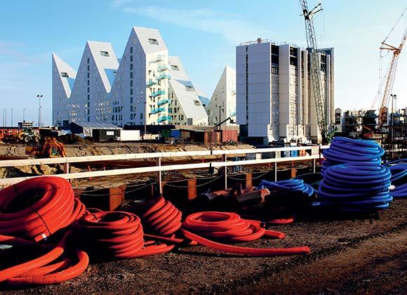 Brabrand Boligforening skal også bygge 40 familieboliger  i projektet Generationernes Hus på Aarhus Ø.