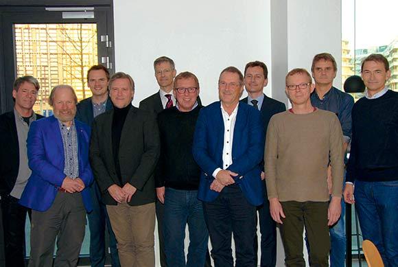 Hæderen i form af diplomer blev overrakt i december i Havnehusenes beboercafé ved et arrangement, hvor rådmand for Teknik og Miljø, Kristian Würtz, også deltog.