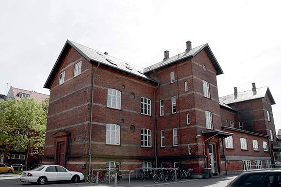 Boligforeningen får en ny afdeling med 15-20 boliger  i det gamle kasernehospital i Valdemarsgade
