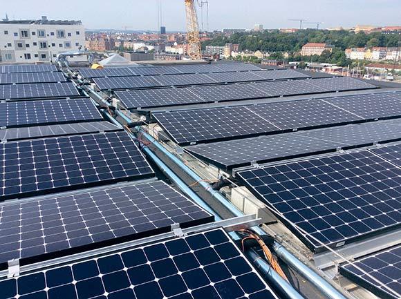 Havnehusene har den nyeste teknologi inden for energiforsyning. Desværre giver flere af installationerne tekniske udfordringer og gener for beboerne.