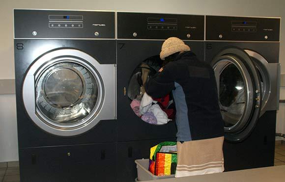 Nye vaskemaskiner