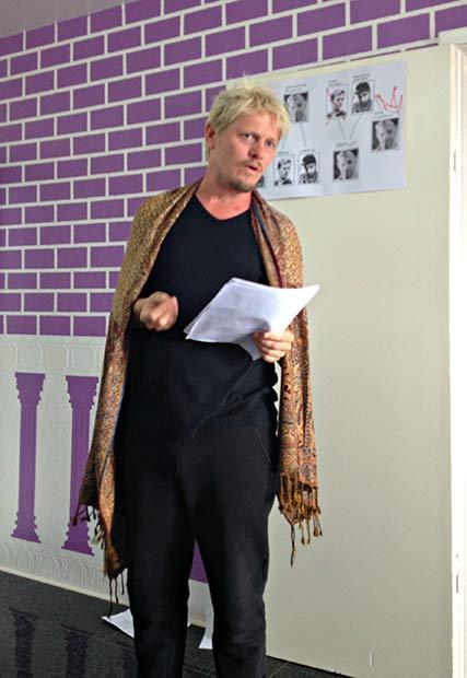 Hamlet Short var ef af de største oplevelser på festivalen.