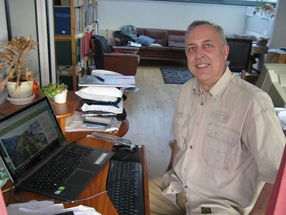 Mogens Nielsen har overtaget redaktørtjansen.