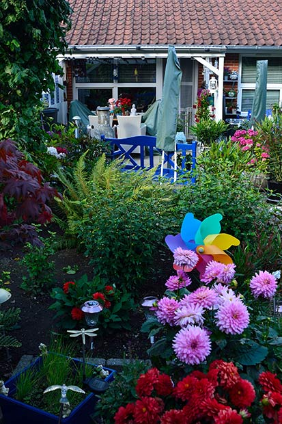 Ralfs have, som han tilbringer mange gode timer i.