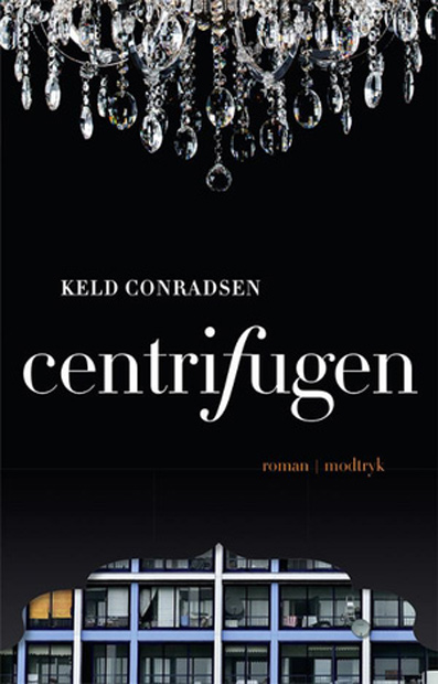 Mød forfatteren bag romanen Centrifugen, Keld Conradsen, på Gellerup Bibliotek onsdag den8. november.