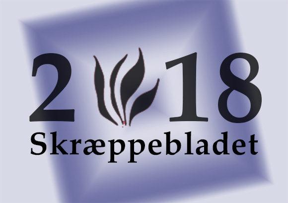 Skræppebladet 2018. Illustration (kun online) af Ulrik Ricco Hansen