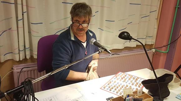 Svend Aage Pedersen er erfaren talopråber