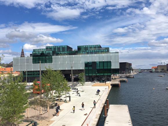 BLOX er det nye Arkitekturens Hus ved Københavns Havn.