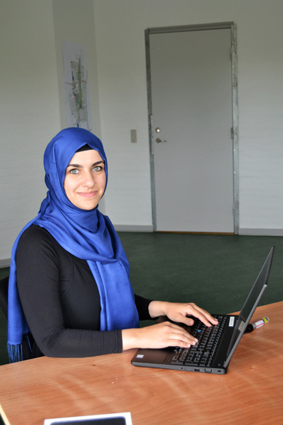 Nebiye Keskin skal blandt andet arbejde med kommunikationen.
