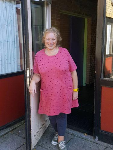 Karen Tholstrup er klar til at hjælpe dig med at finde et job.