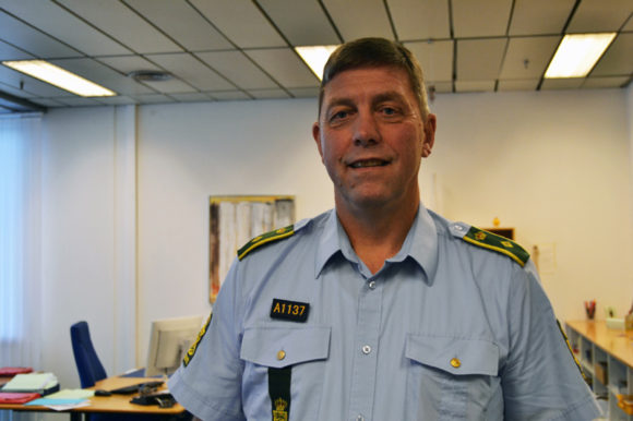 Jens Espensen siger farvel til området ved en stor reception tirsdag den 11. december.