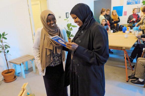 Den somaliske kulturforening Gabaad har også samarbejdet med Andromeda.