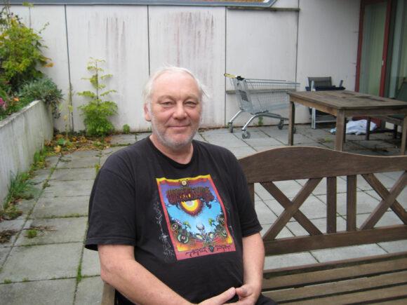 Jens Høgh hjælper med alt muligt som beboerrådgiver.