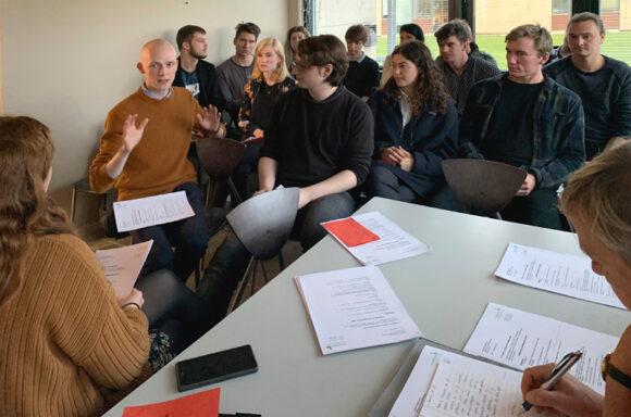 Tidligere formand Mathias Ottesen opfordrer til at engagere sig i beboerdemokratiet.