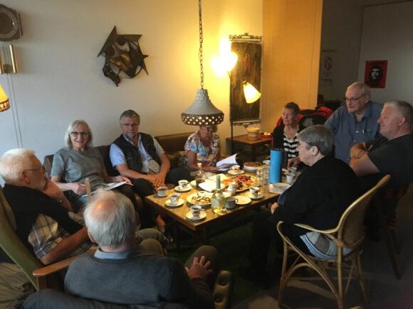 Årets møde for ikke-bolighavende blev holdt i Gellerup Museum.