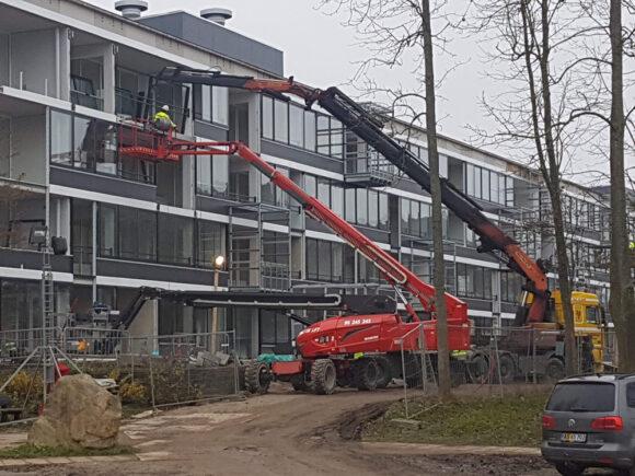 Renoveringen af A17 i Toveshøj blev forsinket på grund af manglende godkendelse fra kommunen.