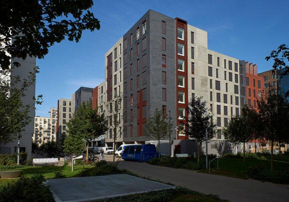 Generationens Hus på Aarhus Ø er klar til udlejning.